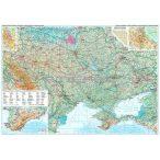 Ukrajna és Moldova térkép