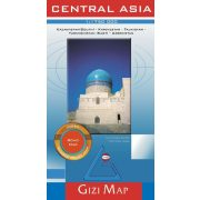 Közép-Ázsia autótérképe - Új kiadás