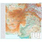 Pakisztán térkép