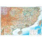 Kína déli része (1) térkép