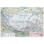 Tibet autonóm terület autótérképe