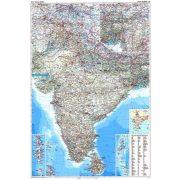 India autótérképe