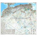 Algéria autótérképe