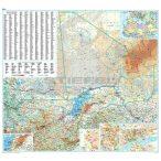 Mali térkép