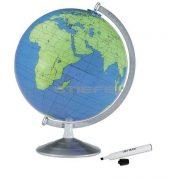 Földgömb Geographer 30 cm - vaktérképes földgömb