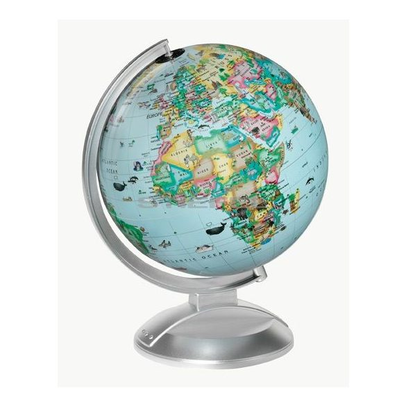 Földgömb Globe4Kids 25 cm