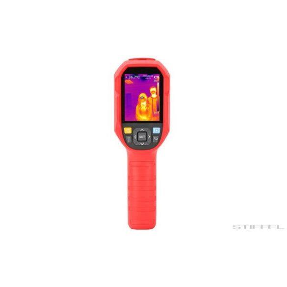 Alap COVID beléptető csomag: IQ Thermal Imager - Érintés mentes infravörös testhőkamera tripod állvánnyal