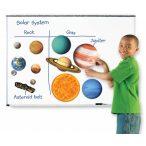 Óriás mágneses Naprendszer Ø 25  cm