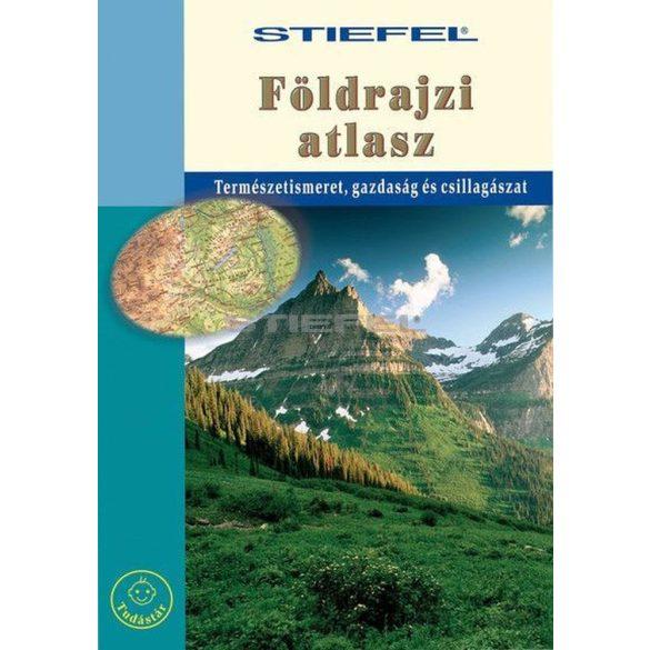 Földrajzi atlasz 2005 évi kiadás