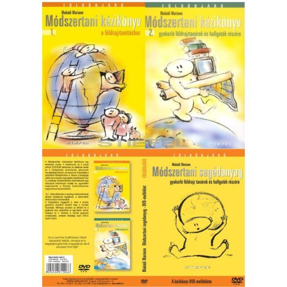 Földönjáró Módszertani kézikönyv csomag