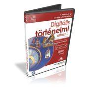 Digitális történelmi tér-kép-tár I. CD (őskor - XVIII. század)