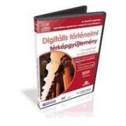 Digitális történelmi térképgyűjtemény, 3 gépes licenc CD