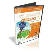 Ifjú felfedezők atlasza 1.CD, digitális tananyag
