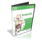 Emésztés és egészséges táplálkozás-oktató CD