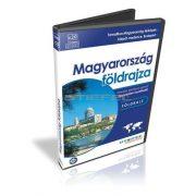Magyarország földrajza CD, digitális tananyag