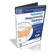 Feladatok Magyarország földrajza oktatásához CD- 3 gépes licenc