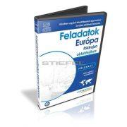 Feladatok Európa földrajza oktatásához CD- 3 gépes licenc