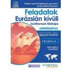 Feladatok az Eurázsián kívüli kontinensek földrajza oktatásához CD