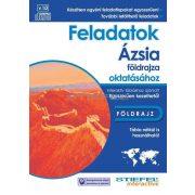 Feladatok Ázsia földrajza oktatásához CD- 3 gépes licenc