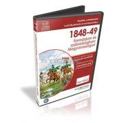 Forradalom és szabadságharc 1848-49.-oktató CD