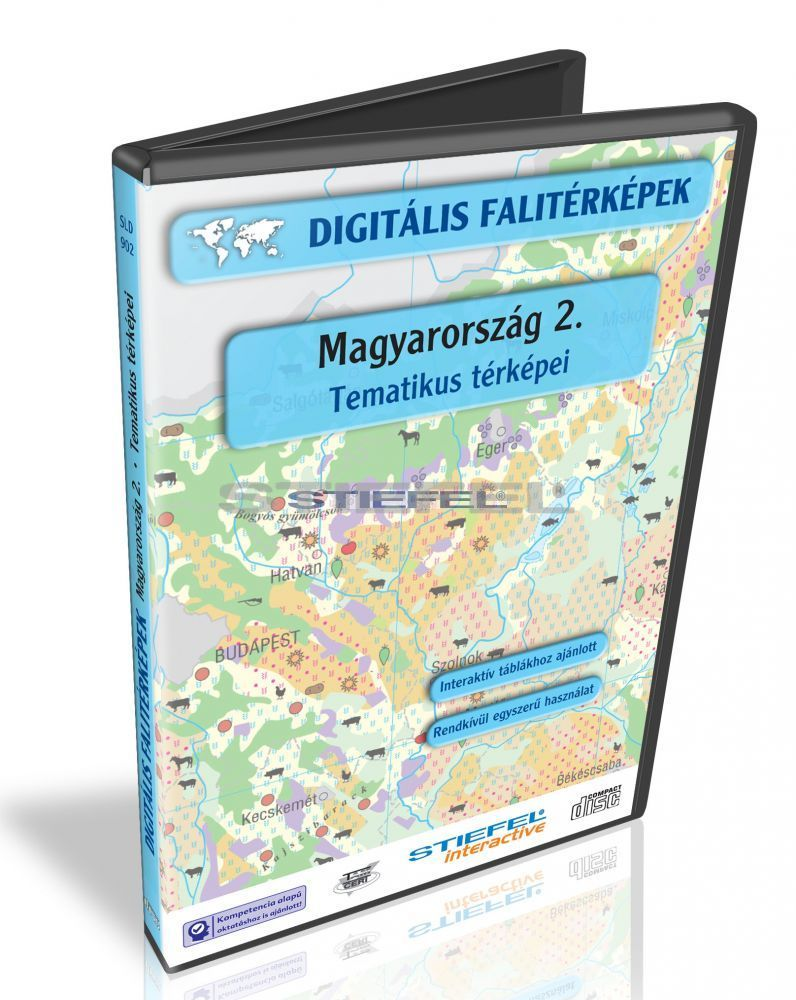 Digitalis Terkep Magyarorszag 2 Magyarorszag Tematikus Terkepei