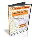 Digitális Térkép - Magyarország története - XV-XVII. század (17 térkép)