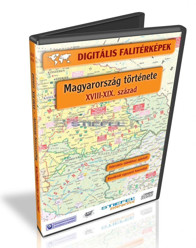 Digitalis Terkep Magyarorszag Tortenete Xviii Xix Szazad 21
