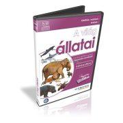 A világ állatai, állathangok CD, Digitális tananyag,Galéria CD