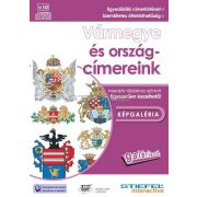 Címerek (régi vármegyecímerek, Magyarország címerei)CD, Digitális tananyag,Galéria CD