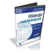 Földrajzi vaktérképek - galéria CD