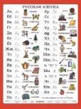 Orosz nyelvi falitabló