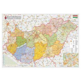 Irányítószámos térképek