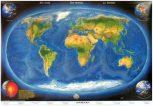 Földrajzi iskolai térképek