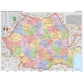 Románia térképek