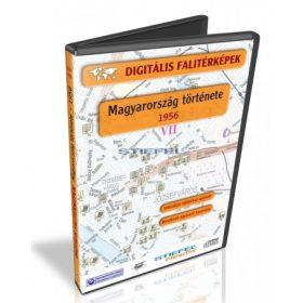 Magyarország története digitális falitérkép