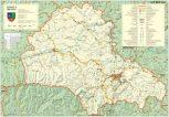 Romániai megyetérképek