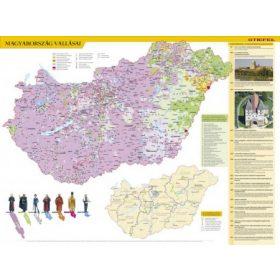 Vallási oktatótablók és térképek
