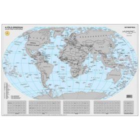 Kaparós térképek