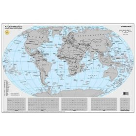 Kaparós Föld térkép