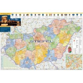 Magyarországi járások térképei