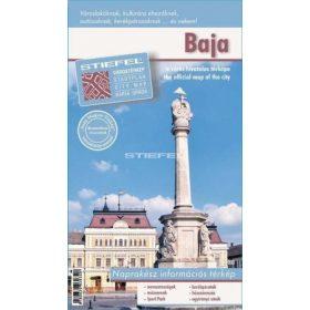 Hajtogatott magyar várostérképek