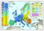Európa térképek