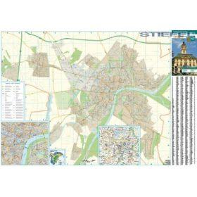 Magyar várostérképek
