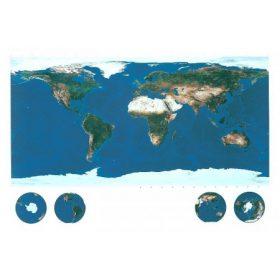 Űrfotó térképek