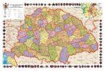 Magyar történelem falitérképek