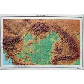 Dombornyomású térképek