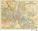 Nosztalgia fali várostérképek (fakszimile)