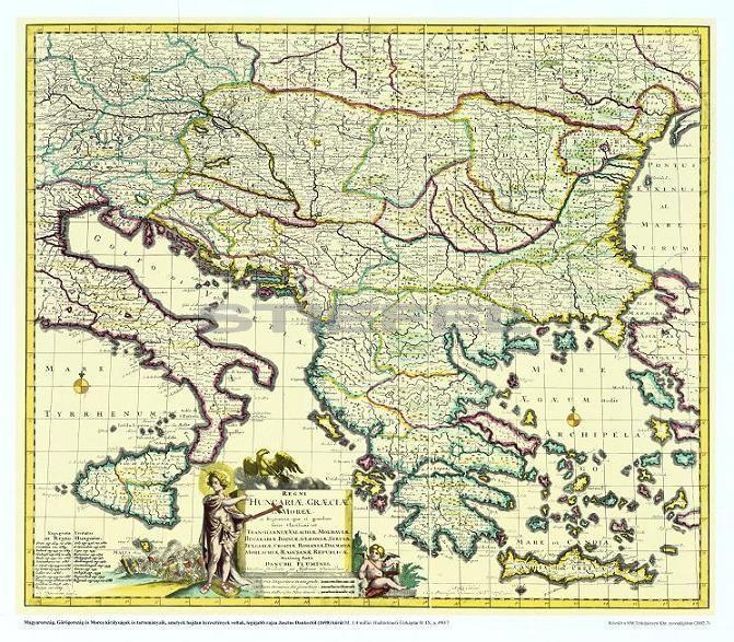 Regni Hungariae Graeciae (1690)